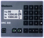 Advanced programmable back gauge controllers