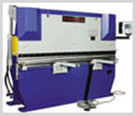 NC Hydraulic Press Brakes