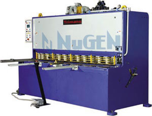 Variable Rake Angle NC Hydraulic Shear